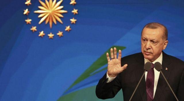 Erdoğan İnsan Hakları Eylem Planı'nı açıkladı! Yargıda devrim gibi reform
