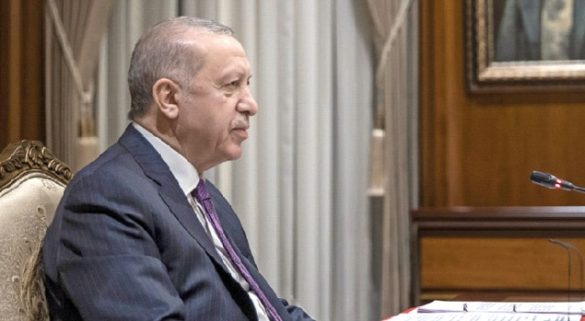 Erdoğan: Nihai amacımız yeni  ve sivil bir anayasa