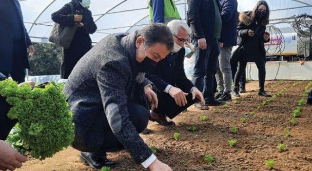 Eyüpsultan'da tarımsal kalkınma yaşanacak
