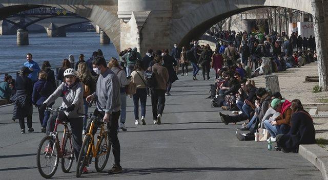 Fransa'da 23 bin 507 korona vakası daha