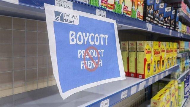 Fransa'nın Müslümanlara yönelik tutumuna karşı 'Uluslararası Fransız Mallarına Boykot Konferansı' düzenlendi