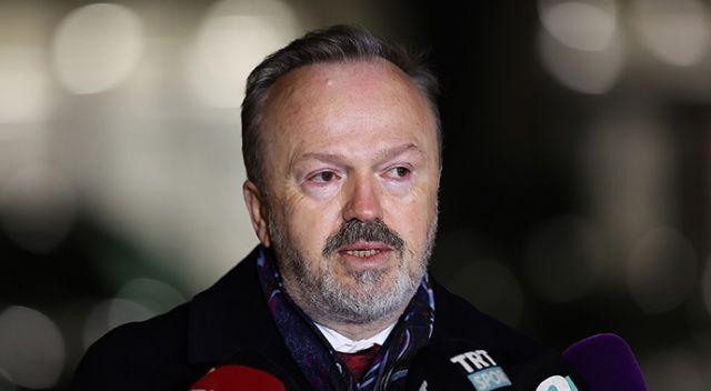Galatasaray Başkan Yardımcısı Günay: Federasyonu uyarıyoruz, adil yönetim bekliyoruz