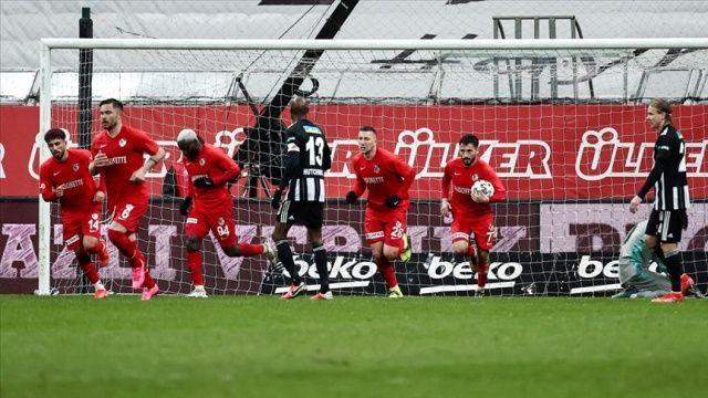 Gaziantep'in deplasmanda kazanamama serisi 7 maça çıktı