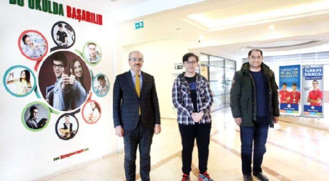 İhlas Koleji bölge finalisti
