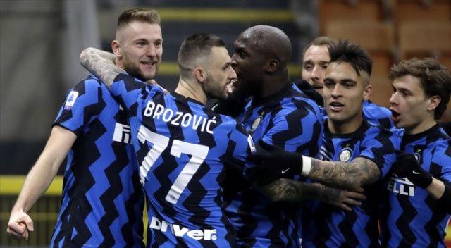 Inter, zorlu Atalanta engelini tek golle geçti