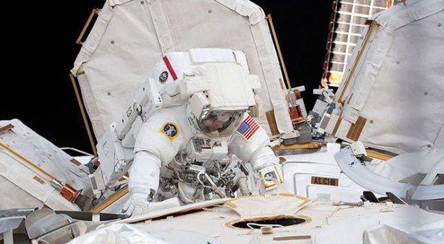ISS astronotları uzay yürüyüşüne çıktı