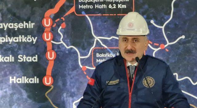 İstanbul'a iki yeni metro hattı geliyor