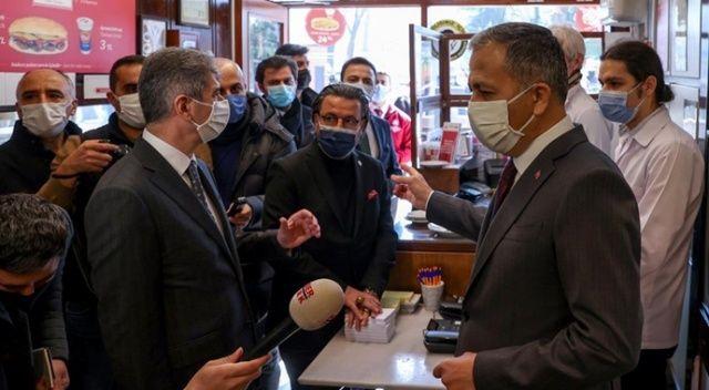 İstanbul'da Covid-19'a karşı dinamik denetim süreci başladı