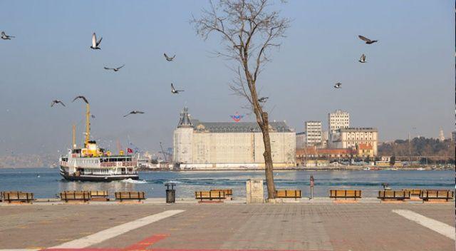 İstanbul'da kısıtlama sessizliği yaşanıyor