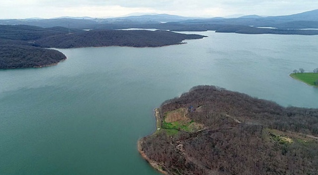 İstanbul'daki 5 barajın doluluk oranı yüzde 60'ı geçti