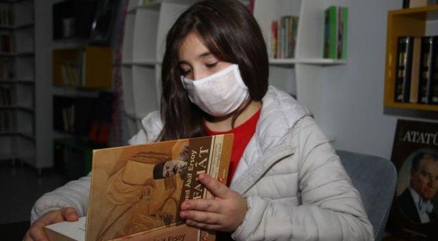 İstiklal Marşı okuma yarışmasında ödülü kabul etmedi