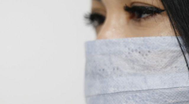 Japonya'da araştırma: Tek maske yeterli, çift maskeye gerek yok