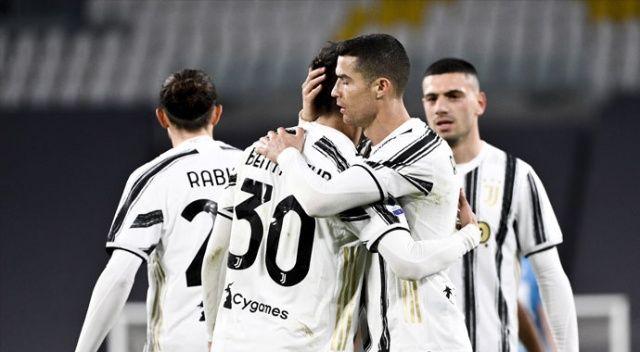 Juventus geriye düştüğü maçta Lazio'yu yendi