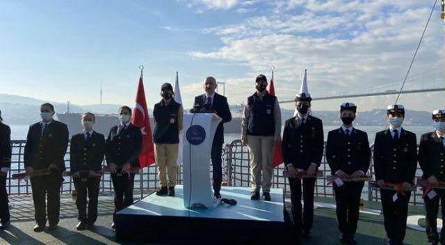 Karaismailoğlu: 12 denizcilik şirketimizdeki stajyer kontenjan sayısı 306 olarak belirlenmiştir