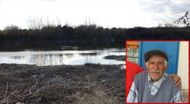 Kaybolan yaşlı adamın cansız bedeni bulundu