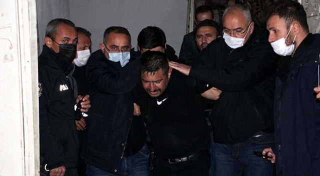 Kayseri'de eski karısını öldüren zanlı arkadaşlarının evinde yakalandı