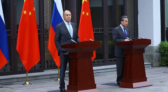 """Lavrov: """"AB ile bir örgüt olarak ilişkimiz yok"""""""