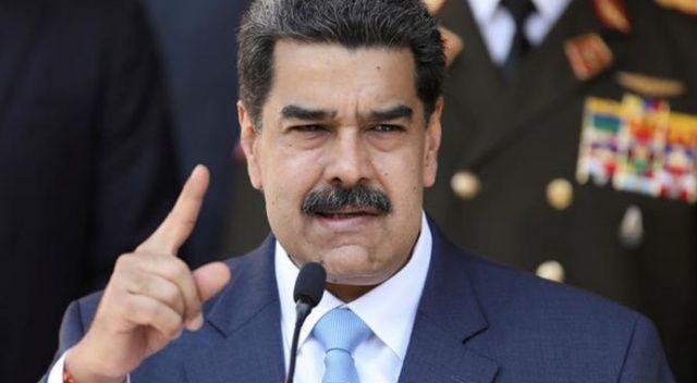 """Maduro, Facebook'u """"Dijital Totalitarizm"""" yapmakla suçladı"""