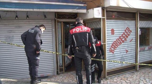 Maltepe'de berber dükkanında silahlı saldırı