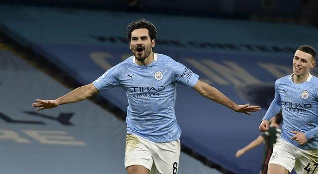 Manchester City'de oynayan İlkay Gündoğan: Geçim sıkıntısı olanlara yardım ediyorum