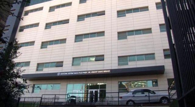 Marmara Üniversitesi eski hocasını unutmadı, yeni binaya ismini verdi