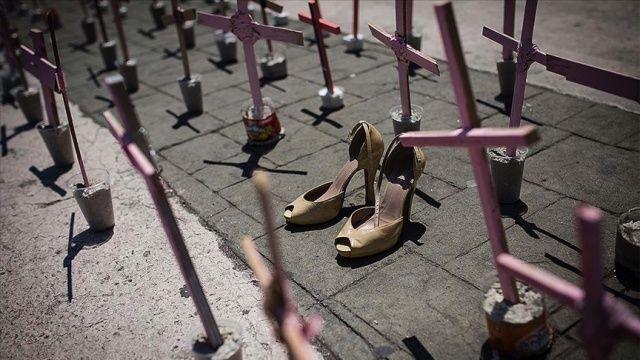 Meksika'da son 5 yılda 17 bin 715 kadın cinayeti işlendi