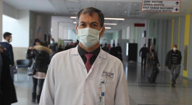 Mutantlı virüs Kayseri'de vaka sayılarını artırdı