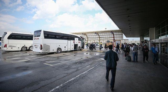Otobüslerde sınırlama kaldırıldı! Tüm koltuklar satılabilecek