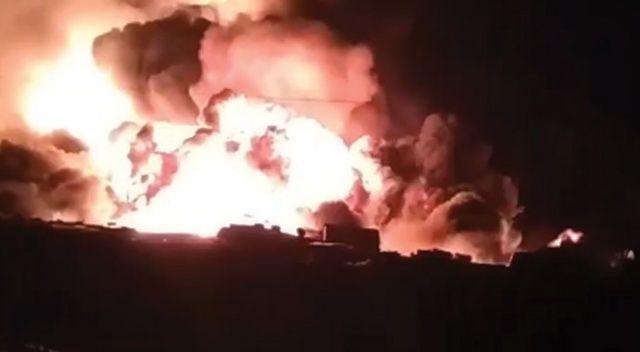 Rus - Esad füzeleri muhalif bölgeleri vurdu