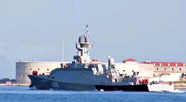 Rusya, Sivastopol'u nükleer üsse çevirdi