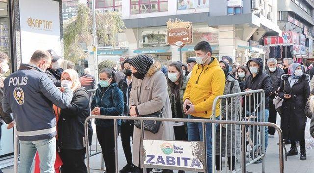 Samsun'da vaka artışının sebebi İngiliz varyantı