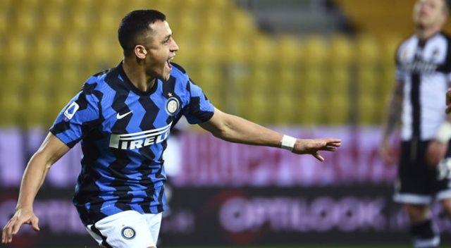 Sanchez attı, Inter ligde arayı açtı