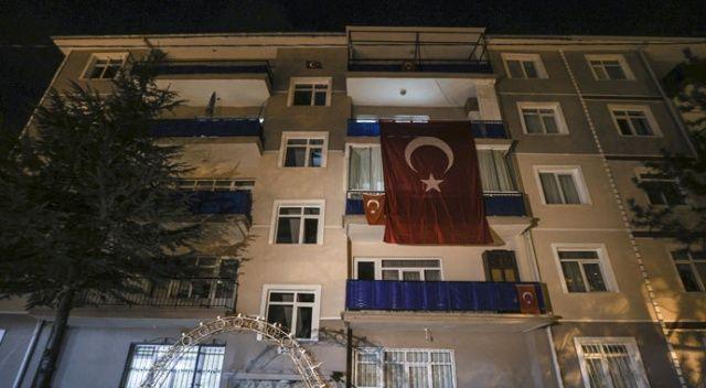 Şehit düşen 11 askeri personelin naaşı Elazığ'a uğurlandı