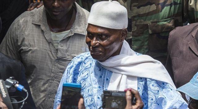 Senegal'deki sokak olaylarına ilişkin eski Cumhurbaşkanı Wade'den halefi Sall'e çağrı