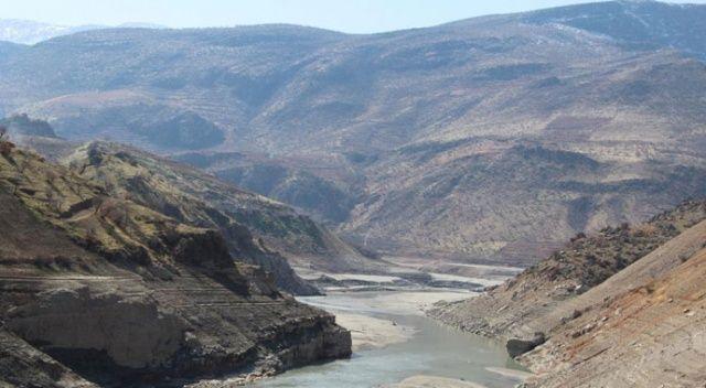 Siirt'te kuraklık baş gösterdi, barajlarda su seviyesinin düştü
