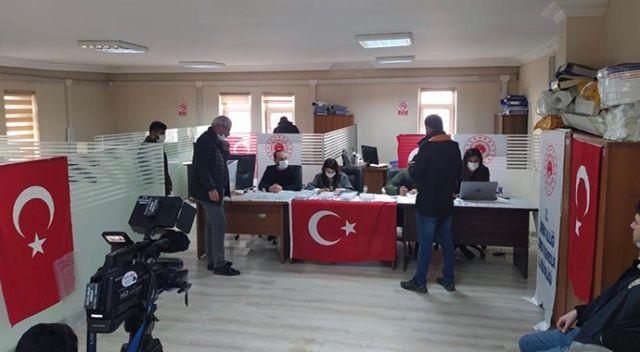 Şırnak'ta terör mağduru 304 aile evlerine kavuştu