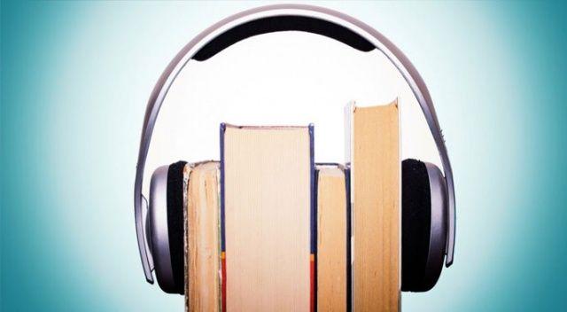 Yazarlar kitaplarına ses veriyor