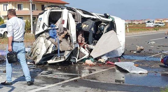 7 kişinin öldüğü katliam gibi kazada araç sürücüsüne 12 yıl ceza