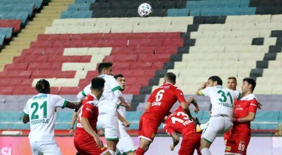 Antalyaspor, Ziraat Türkiye Kupası'nda finale yükseldi