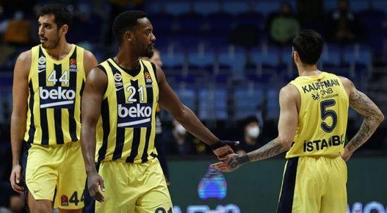 Fenerbahçe Beko, Fransa'da galip