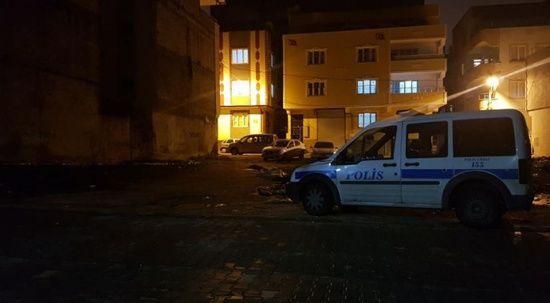 Gaziantep'te dur ihtarına uymayan şüpheli polisle çatıştı