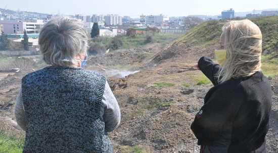 İzmir'in Çernobil'i tehlike saçmaya devam ediyor