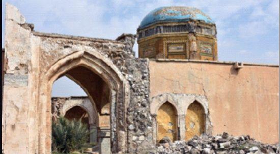 Kerkük Kalesi yıkımın eşiğinde