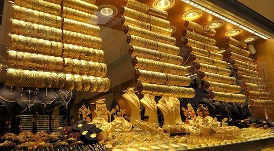 Sahte altın takılar, kimi zaman gerçeğinden ayırt edilemiyor