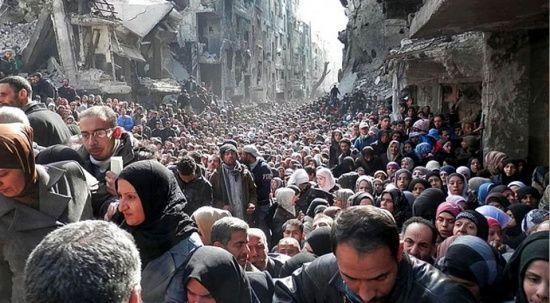 Suriye'de acı tablo: Savaşın zararı 1,2 trilyon doları geçti