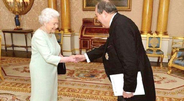 'Ermenistan Cumhurbaşkanı Sarkisyan İngiliz ajanı'