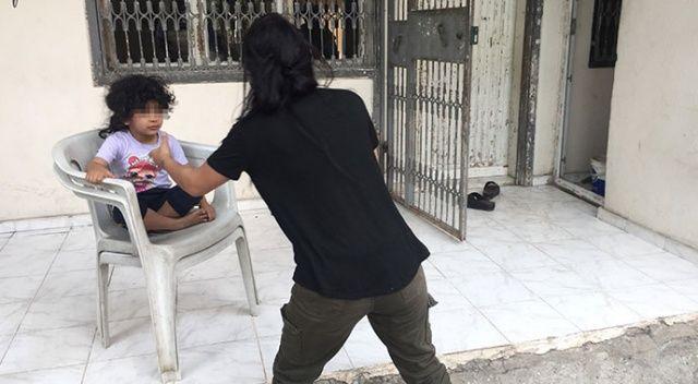 4 yaşındaki kızını evde yalnız bırakan anneden 'pes' dedirten savunma!