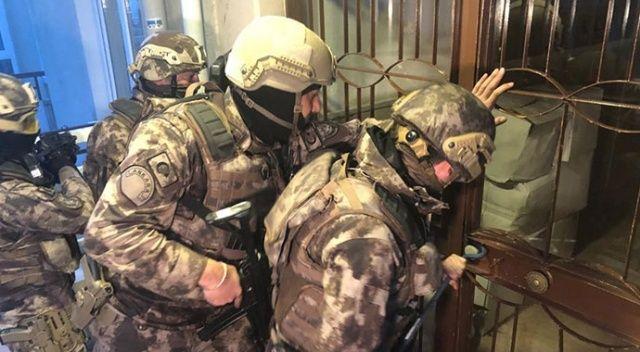 8 ilde uyuşturucu satıcılarına 'vadi' operasyonu: 81 gözaltı