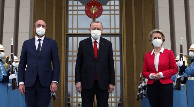 AB Başkanlarından Türkiye mesajı
