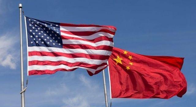 ABD, 7 Çinli firmayı kara listeye aldı